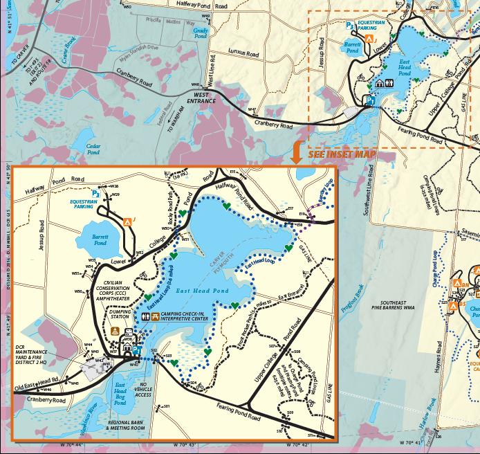 convert gis data to print ready trail maps